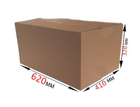Средняя Коробка 620 x 410 x 320 - фото 1