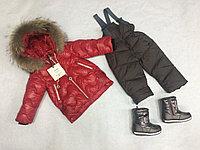 Детские зимние костюмы LEBO Junior