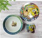 "Набор посуды ""Спанч боб""!, фото 2"