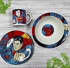 "Яркий, красивый набор посуды ""Супер Мэн""!, фото 2"