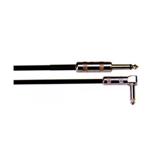 Кабель инструментальный, прямой и угловой коннектор, 3м, Soundking BC356-3M