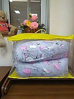 Подушка для беременных Балерина/серый