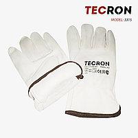 Летние кожаные перчатки TECRON™ 3315, фото 2