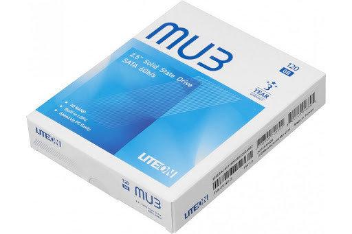 SSD 120GB LITEON MU3, фото 2