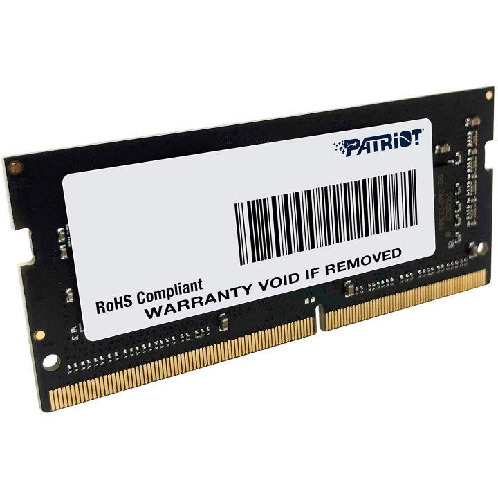 Оперативная память SODIMM DDR4 (3200 MHz) 8Gb PATRIOT
