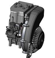 Двигатель РМЗ-250 Тикси K90500250ЗЧ