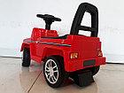 Толокар-каталка Гелендваген для детей Mercedes Benz. Рассрочка. Kaspi RED., фото 5
