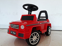 Толокар-каталка Гелендваген для детей Mercedes Benz. Рассрочка. Kaspi RED.