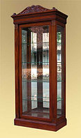 Мебель из массива дерева Шкаф стеклянный Accessories Cabinet Large