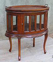 Мебель из массива дерева Мини бар Dumb Waiter Bean