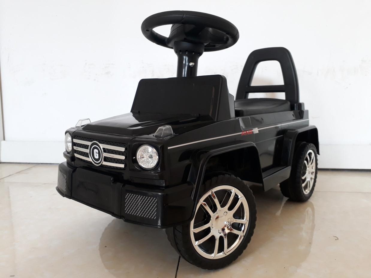 Толокар-каталка Гелендваген для детей Mercedes Benz.