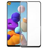 Защитное стекло 3D для Samsung Galaxy A21S (003867)