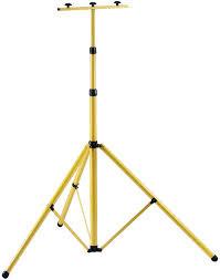 Штатив телескопический для установки прожекторов  65-160 см