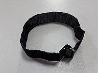 Магнитный металлический черный браслет на наручные часы