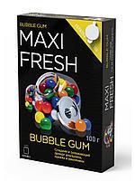 Ароматизатор MAXI FRESH под сиденье гель с пробником BUBBLE GUM