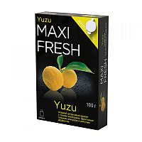 Ароматизатор MAXI FRESH под сиденье гель с пробником YUZU