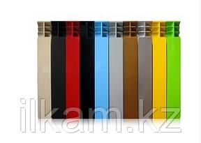 Радиатор отопления алюминиевый  Цветной TIPIDO-200 (высота секции 240 мм.), фото 2