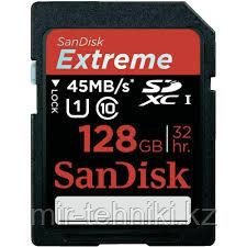 SanDisk Extreme Pro SDHC UHS 128GB 45mb\s
