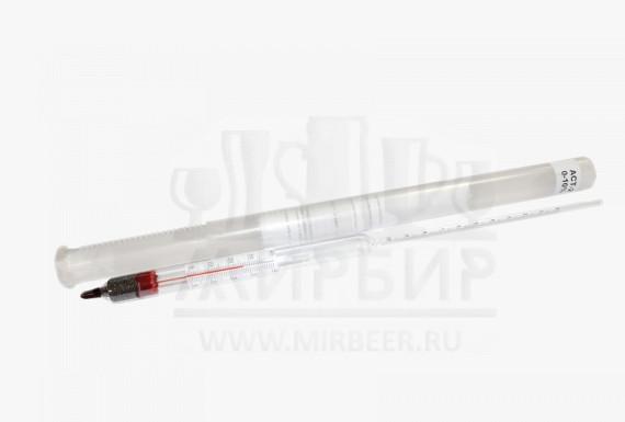 Ареометр АСТ-2 (0-10)