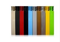 Радиатор отопления алюминиевый Цветные TIPIDO-300 (высота секции 340мм.)