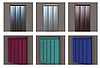 Радиатор отопления алюминиевый  Цветной TIPIDO-500 (высота секции 540 мм.), фото 5
