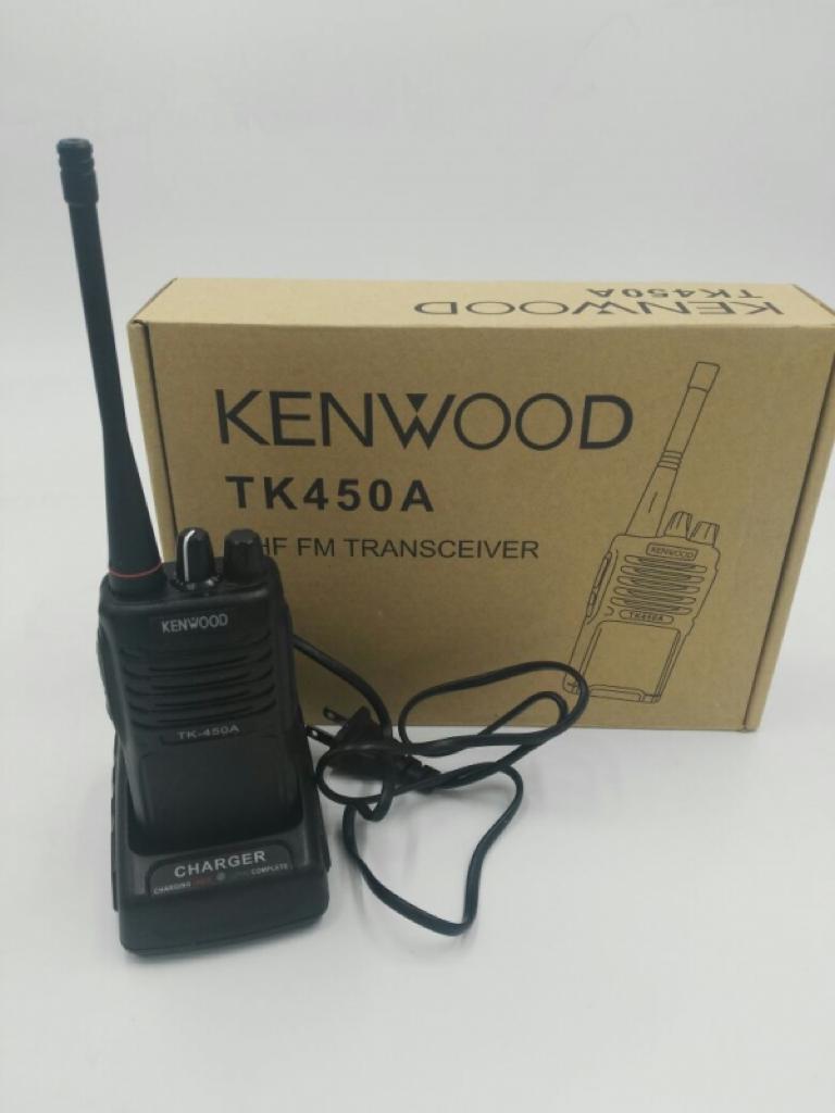 Рация Kenwood TK-450 A 10(wat) пара - фото 1
