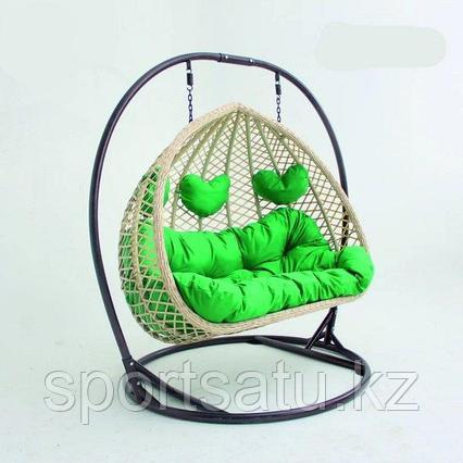 Двухместное кресло гнездо, подвесные качели