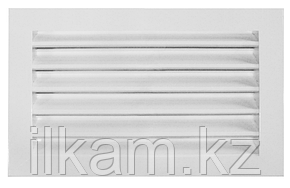 Вентиляционная решетка наружная 400 х 350 (EAL), фото 2