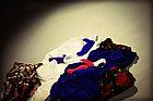 Двойной вибратор LADY BI красный от FUN FACTORY, фото 6