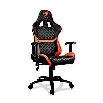 Игровое компьютерное кресло Cougar ARMOR ONE Чёрно-Оранжевый
