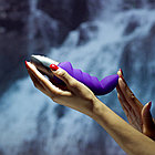 Вибратор ABBY G фиолетовый от FUN FACTORY, фото 6
