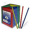 KOGLER Трубочка мини d0,5x12,5см разноцветная 400шт/уп box Kg