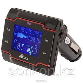 Модулятор FM Ritmix FMT-A760