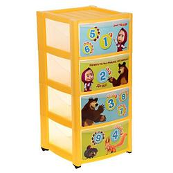 Комоды детские, ящики для игрушек (пластик)