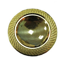 Ручка-кнопка *Empire* D100х52мм, латунь полир., М10