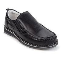 Туфли для мальчика, цвет чёрный, размер 33