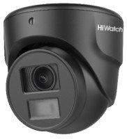 DS-T203N - 2MP мультиформатная (HD-TVI AHD CVI CVBS) уличная купольная камера с фиксированным объективом и ИК-подсветкой.