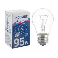 Лампа накаливания 'КОСМОС' СТАНД, А50, 95 Вт, Е27, индивидуальная коробка