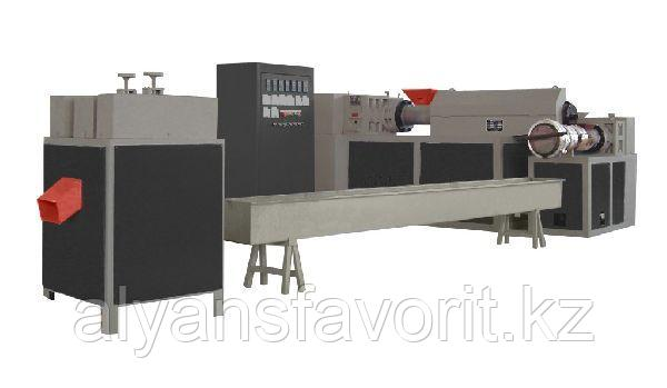 Трёхкаскадный гранулятор SJ 200/160/160, фото 2