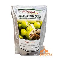 Амла засахаренная со специями (Amla Chatpata Candy PATANJALI), 500 г.