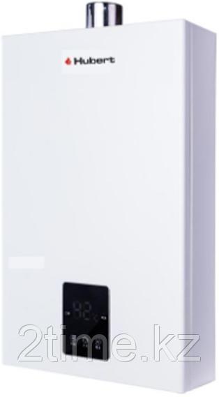 AGW T24 New HUBERT Газовая колонка (12 литр в мин,электро поджиг)