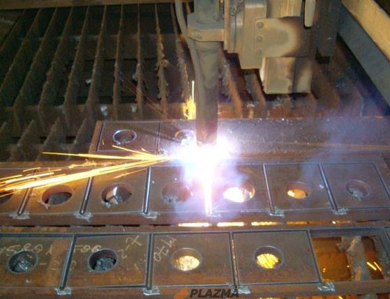 Плазменная резка металла толщиной от 1,5мм, фото 2