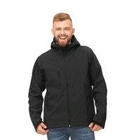 Куртка унисекс, размер 56, цвет чёрный