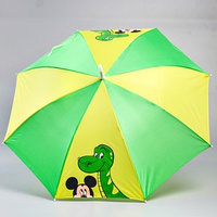 Зонт детский, Микки Маус и друзья,  70 см