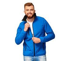 Куртка унисекс, размер 42, цвет синий