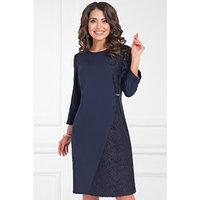 Платье 'Латина блу', размер 50