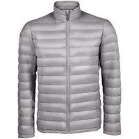 Куртка мужская Wilson Men, размер M, цвет серый