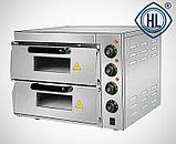 Электрическая печь для пиццы HEP-1ST-1 уровень, фото 2
