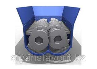 Двухроторный дисковый шредер GL21-60, фото 2