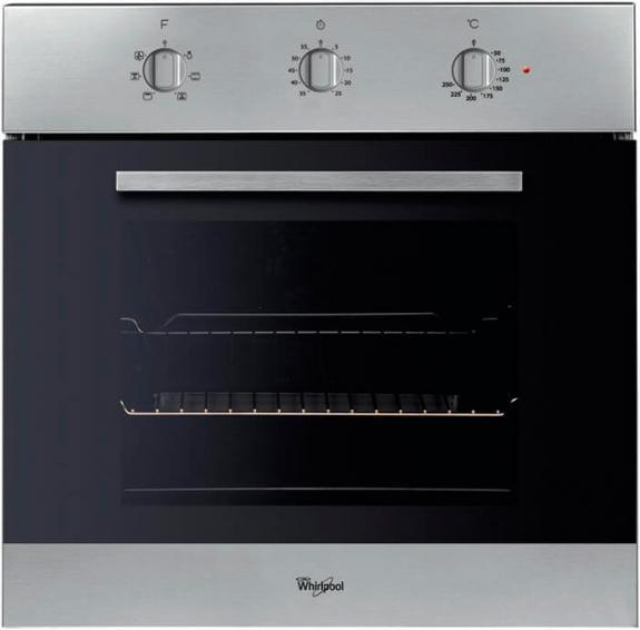 Встраиваемая духовка электрическая Whirlpool-BI AKP 449 IX.